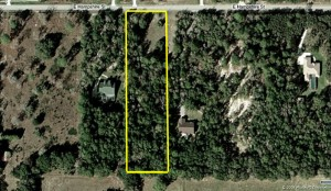 2.7 Acre Estate Lot