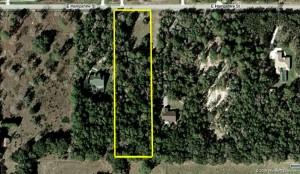 2.7 Acre Estate Lot